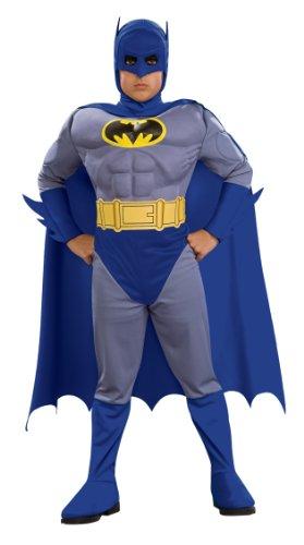 Rubie's Coffre officiel Batman pour enfant - Taille S