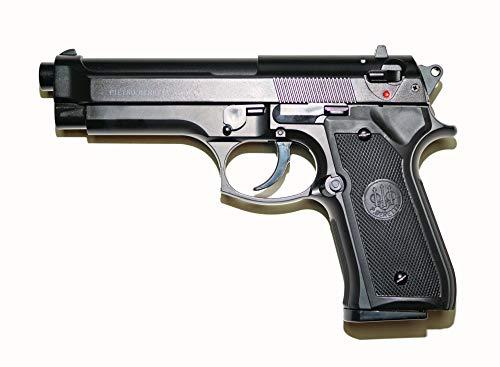 Softair Vollmetall Pistolen Colt Browning Walther Heckler & Koch Beretta Combat Zone uvm. Airsoft Softair Kugeln Munition Premium Qualität aus Deutschland von ETU24 (Beretta M92 FS HME)