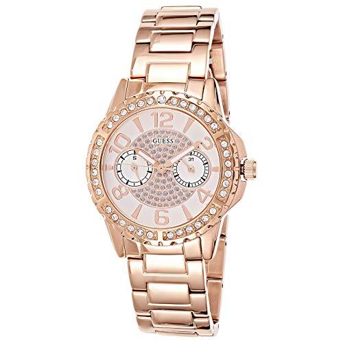 Reloj GUESS W0705L3 Oro Rosa Mujer