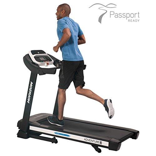 Tapis roulant Adventure 3 Horizon Fitness - ViaFit Connection