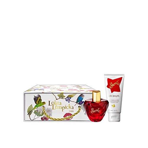 Lolita lempicka - lolita lempicka sweet eau de parfum spray 50ml set 2 parti 2018 - btsw-161928