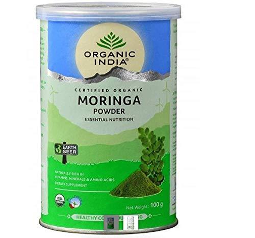 Organics India Moringa Powder - 100 g