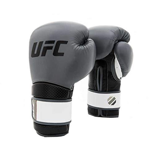 UFC - Guantes de Boxeo para Hombre, Color Gris