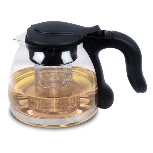 Chaleira/Bule de vidro com infusor de chá 1 Litro - VDA1505