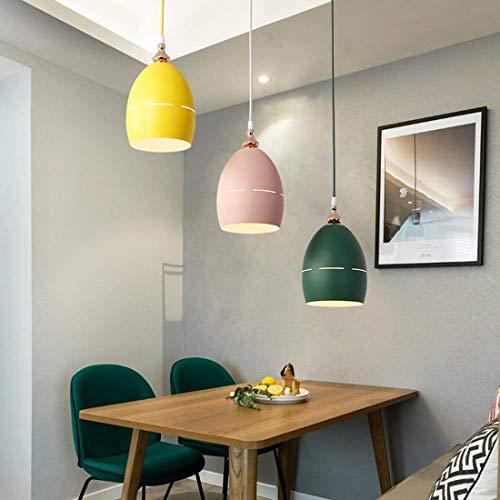 Hanglamp, modern, eettafel, acryl, rond, kroonluchter, in hoogte verstelbaar, plafondlamp, binnenverlichting, eetkamer, keuken, warm licht