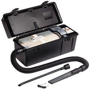 SCS Service Toner-stofzuiger, kunststof behuizing, zwart