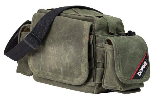 Domke Rugged Wear Crosstown - Funda para cámara DSLR/CSC, Verde