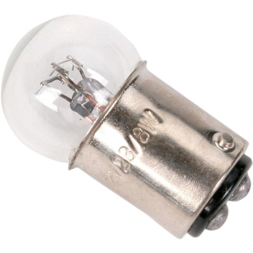 K&S Technologies Replacement Bulb for Marker Light - (D/F) 12V 23/8W/Clear