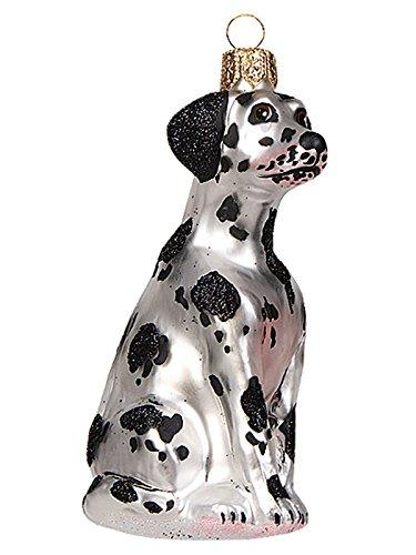 Christbaumschmuck,Weihnachtskugel,Hund,Dalmatiner