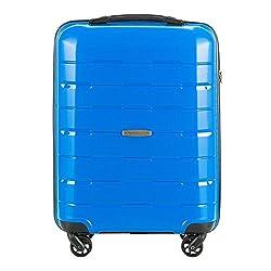 blaue koffer trolleys kaufen cool. Black Bedroom Furniture Sets. Home Design Ideas