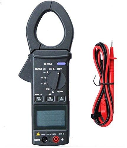 Gowe zangenstrommeter aus/Daten hold/Peak Hold/max/min Modus TRMS AC/DC Zangenamperemeter