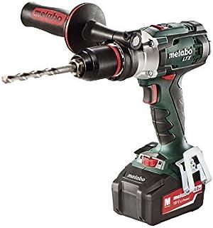 Metabo MPTSB18LTX4 Combi Hammer Drills-Cordless