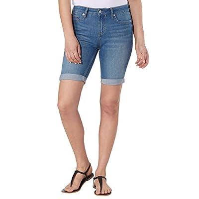 Calvin Klein Ladies' Bermuda Short (Tulip Blue, 12)
