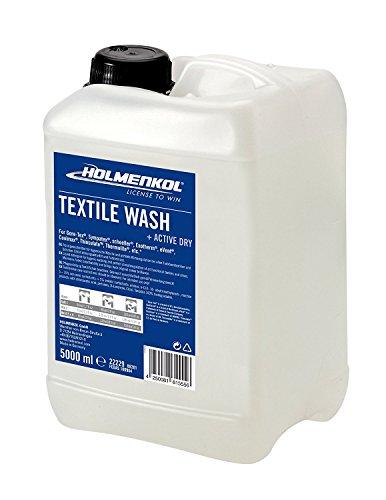 Holmenkol Textile Wash 5000 ml / 5 Liter Spezialwaschmittel Waschen Pflege TextileWash