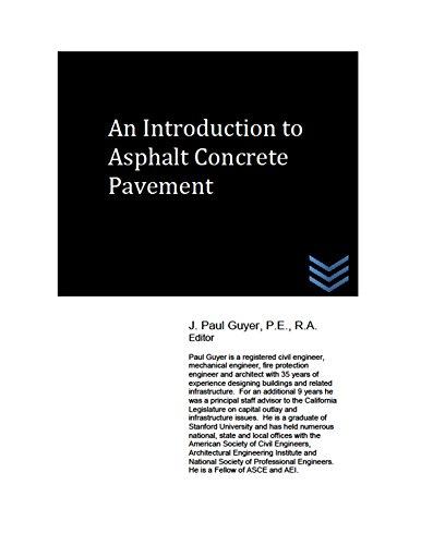 An Introduction to Asphalt Concrete Pavement