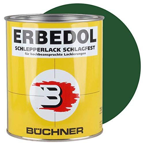 Schlepperlack, GÜLDNER GRÜN, 750 ml, Traktor, Trecker, Frontlader, lackieren, Farbe, restaurieren, schnelltrocknend, deckend Lack, Lackierung,