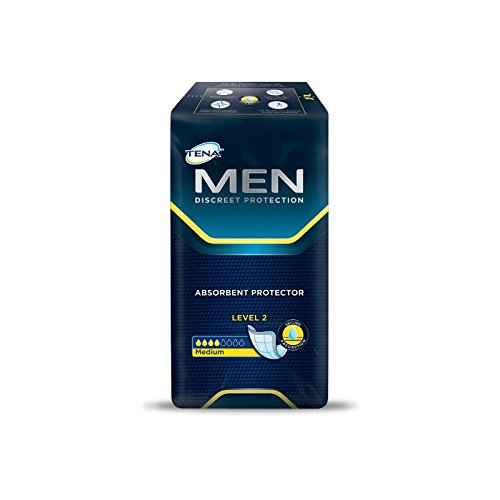 TENA for Men Level 2 (1 Pack of 20) by Tena
