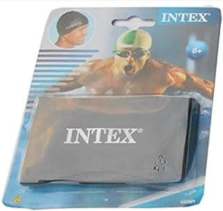 إنتكس - غطاء للرأس من السيليكون لحماية الشعر عند السباحة - أسود - 55991