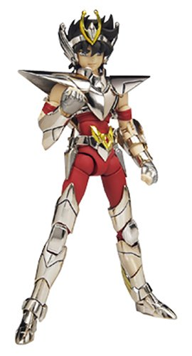 Saint Seiya Pegasus Saint Cloth Myth Figure by Bandai