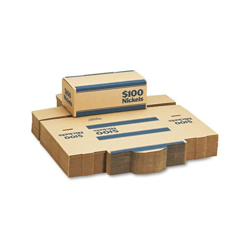 MMF240140508 – MMF Corrugated Cardboard Coin Transport Box
