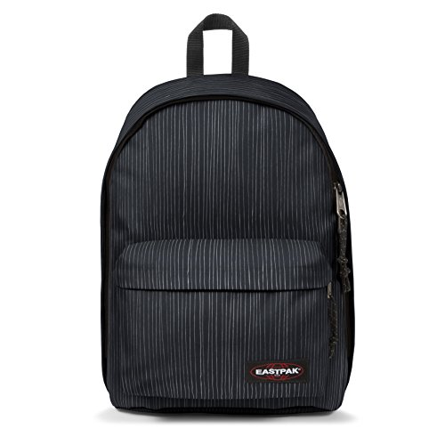 Eastpak OUT OF OFFICE Zainetto per bambini, 44 cm, 27 liters, Blu (Stripe-It Cloud)
