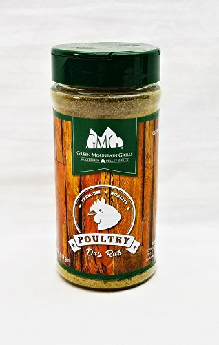 GMG GRILL POULTRY SEASONING DRY RUB GMG-7004