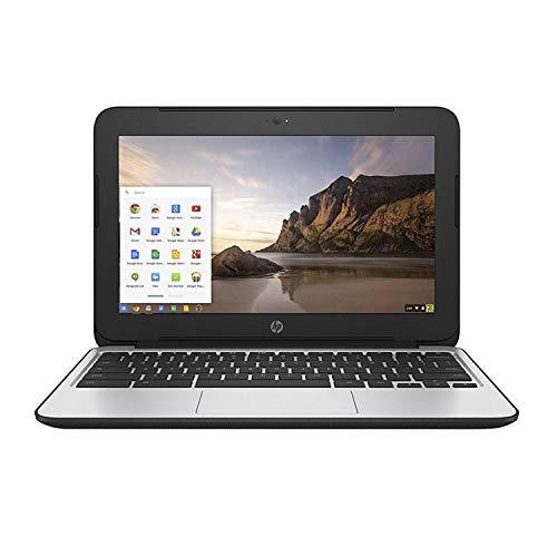 HP Chromebook 11 G3 11.6-inch Intel Celeron N2840 4GB 16GB SSD Storage Google Chrome OS Notebook...