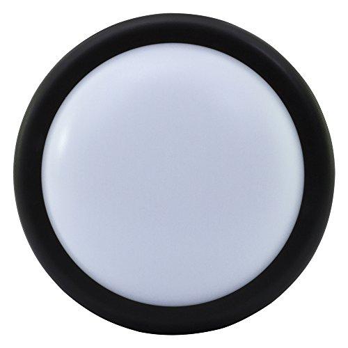 RITOS LED Aussenleuchte, 1000 Lumen, 14 W, schwarz