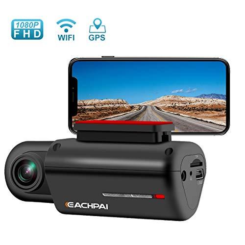 Dash Cam WiFi Dash Camera for Cars FHD 1080P Car Camera with GPS 150