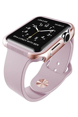 X-Doria Defense Edge for Apple Watch 38mm - Rose Gold