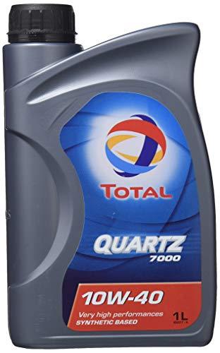 Total Quartz 7000 10W40 Motorenöl Tot-166049, 1 Liter
