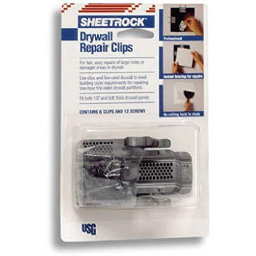 U S GYPSUM 81099011351 Drywall Repair Clip