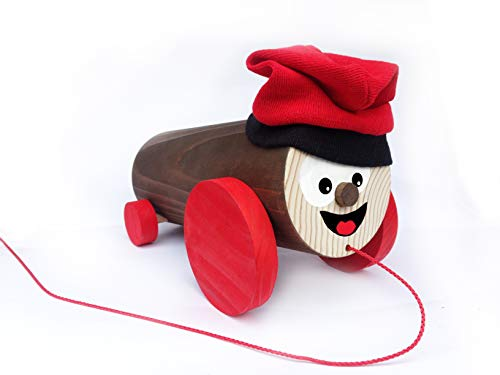 Tió amb rodes / Cagatió de Nadal