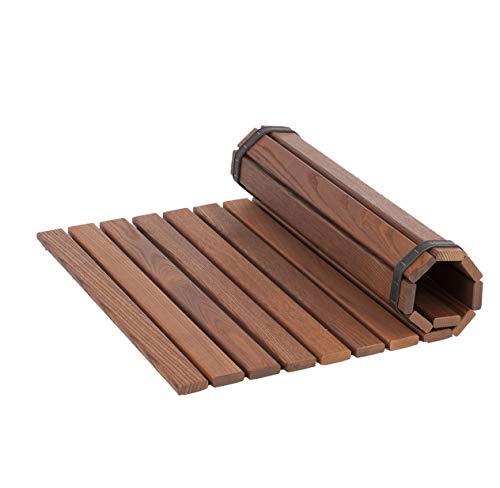 Eliga Alfombra de suelo de madera térmica 85510