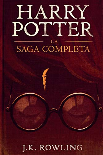 Harry Potter: La Saga Completa (1-7) (Italian Edition)