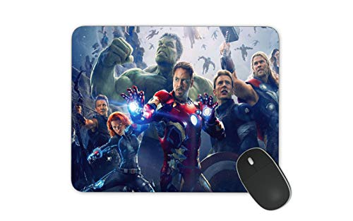 Marvel Mouse Pad Office Mouse Pad HD Printed Mouse Pad Large Mouse Pad (Marvel)