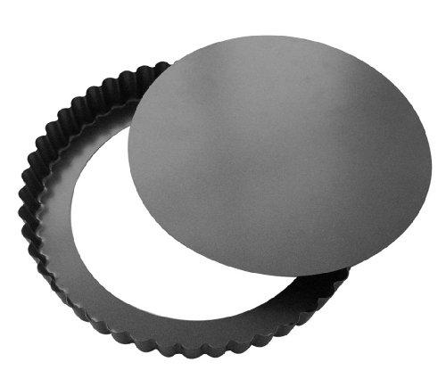 DE BUYER -4706.20 -tarte cannelee droite demontable ø20
