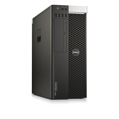 Dell Precision T5810(E51650V3, Tower, 64-bit, Hard Disk Drive; 10–35°C; 20–80%)