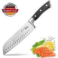 Sky Light Santoku 7 Inch Professional Japanese Chef Knife