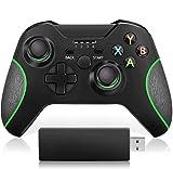 VOYEE Wireless Controller kompatibel with Xbox One Controller, Upgraded Controller Kompatibel mit...