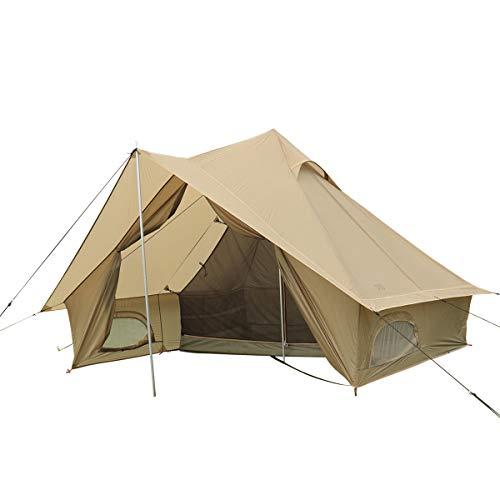 DOD(ディーオーディー)ショウネンテント コンパクトな ソロ用 ツールームテント 前室 の 広い 進化型 ワン...