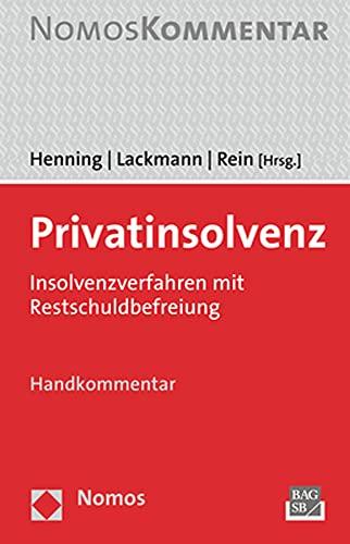 Privatinsolvenz: Insolvenzverfahren Mit Restschuldbefreiung