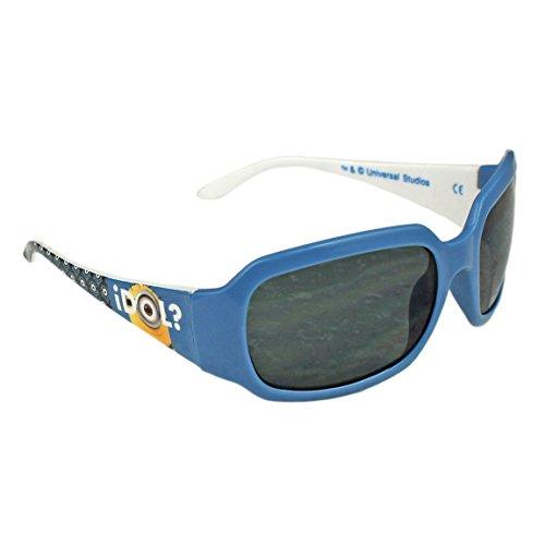 Minions 2500000149 - Gafas de Sol para niños, Color Lila