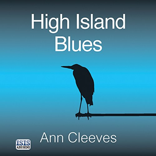 High Island Blues audiobook cover art