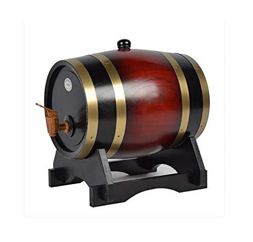 STJB Eiche Alterung Fass Handgemachte Weiße Eiche - Age Spirits Und Cocktails Pure Oak Barrels-Weinrot 20l