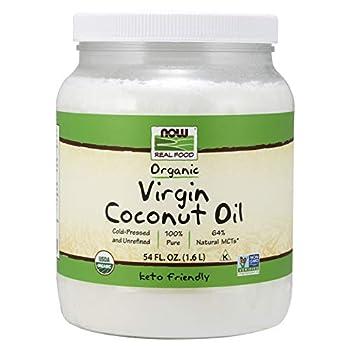 Now Foods Organic Virgin Coconut Oil 54 Ounce