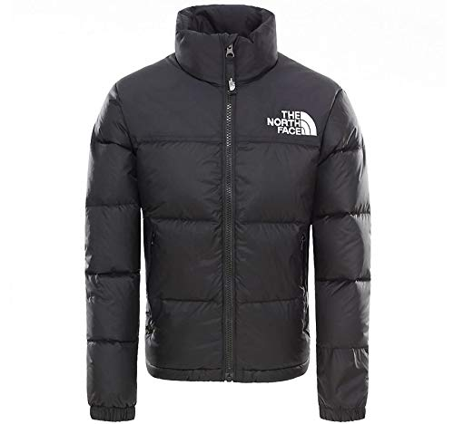 THE NORTH FACE Retro Nuptse Daunenjacke Kinder TNF Black Kindergröße M | 140-150 2019 Funktionsjacke