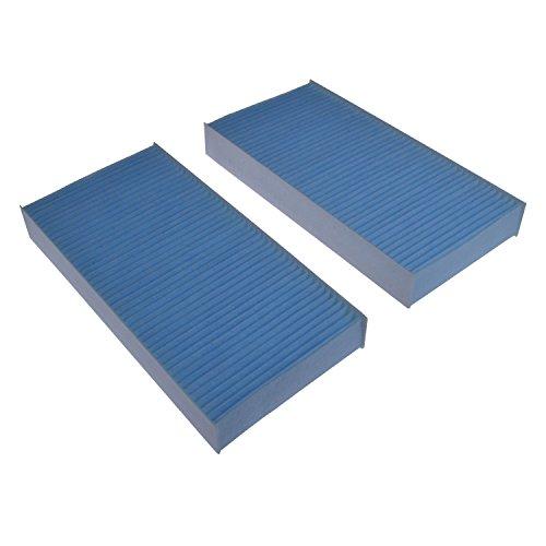 Blue Print ADH22510 Innenraumfiltersatz / Pollenfiltersatz