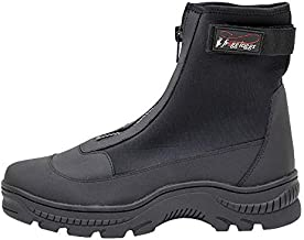 Frogg Toggs Aransas Ii Neoprene Surf & Sand Shoe Cleated - 12 D(M) US - Black/Tan