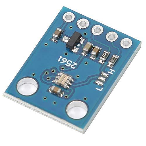 Sensor de diodo fotosensible, sensor de intensidad de la luz Interruptor digital GY‑2561 TSL2561 Módulo de sensor de luminosidad compatible con Arduino AVR 3V-5V